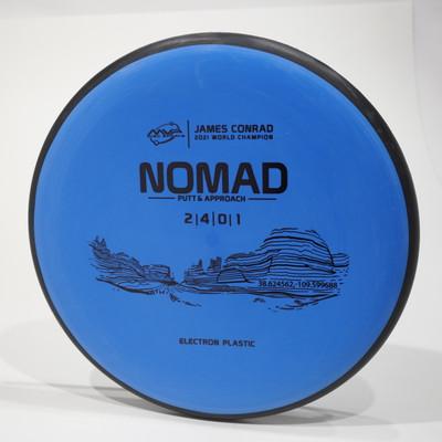 MVP Nomad (Electron) James Conrad