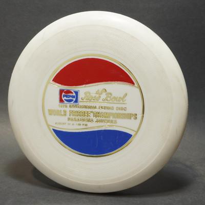 Wham O Rose Bowl 1975 World Frisbee Championships - 40 Mold Used
