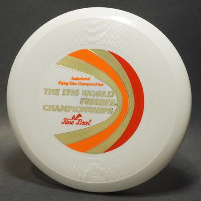 Wham O Rose Bowl 1976 World Frisbee Championships Set