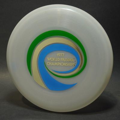 Wham O 1977 World Frisbee Championships 3 Disc Set