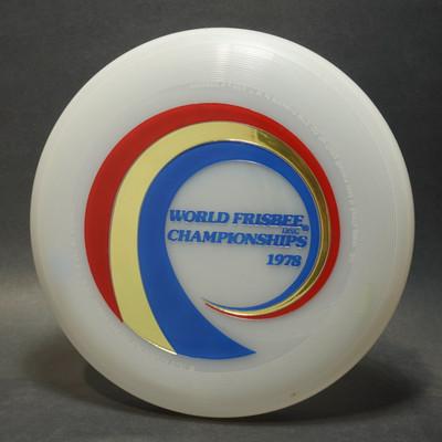 Wham-O 1978 World Frisbee Championships 4 Disc Set