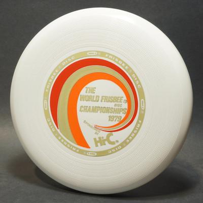 Wham-O 1979 World Frisbee Championships 3 Disc Set