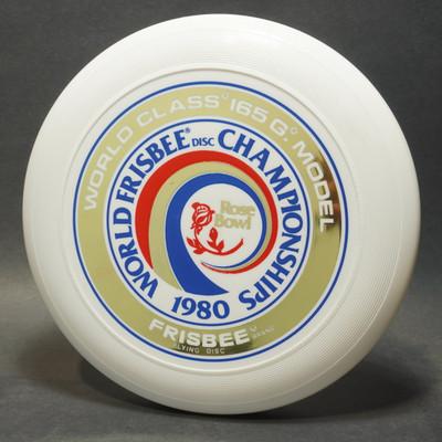 Wham O Rose Bowl 1980 World Frisbee Championships 3 Disc Set