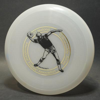 Wham-O 1977 National Championship Series Set of 4 Discs -Bird