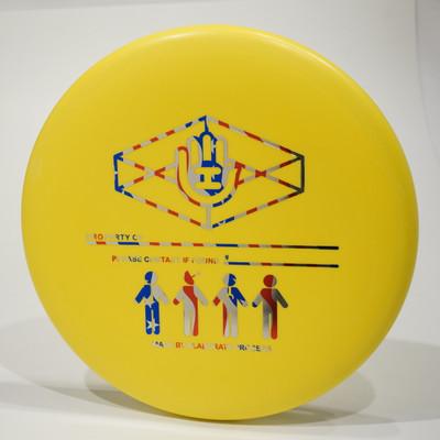 Dynamic Discs Warden (Prime Burst) Banana Property