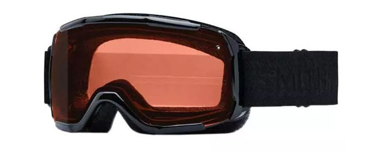 Smith Optics Snow Goggles Showcase OTG in Black Eclipse with Brown Lens