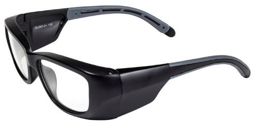 Global Vision Eyewear RX Safety Series Y27EOP01 in Black