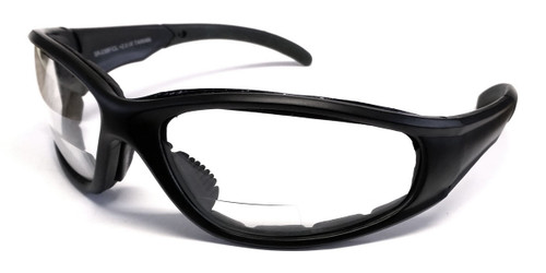 Calabria 23BF Bi-Focal Safety Glasses UV Protection in Clear