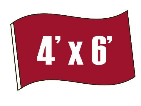 4ft X 6ft Outdoor Flags