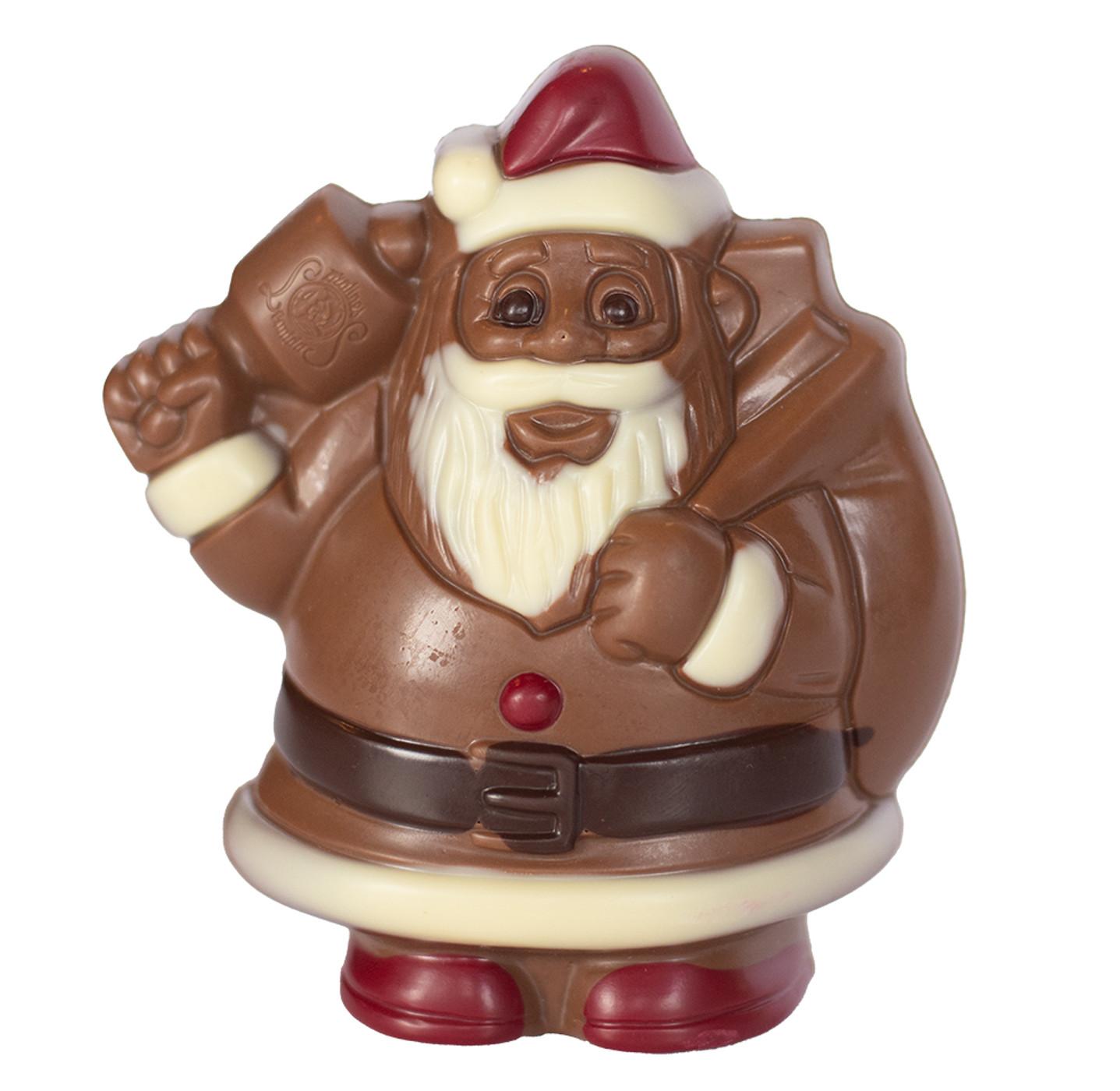 Milk Chocolate Santa 100g
