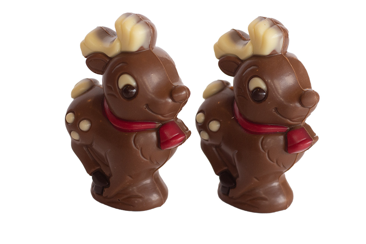 Twin Milk Chocolate Deers