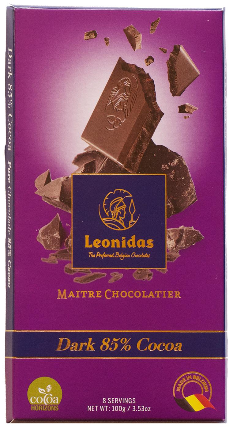 100 gram Dark Belgian Chocolate 85%