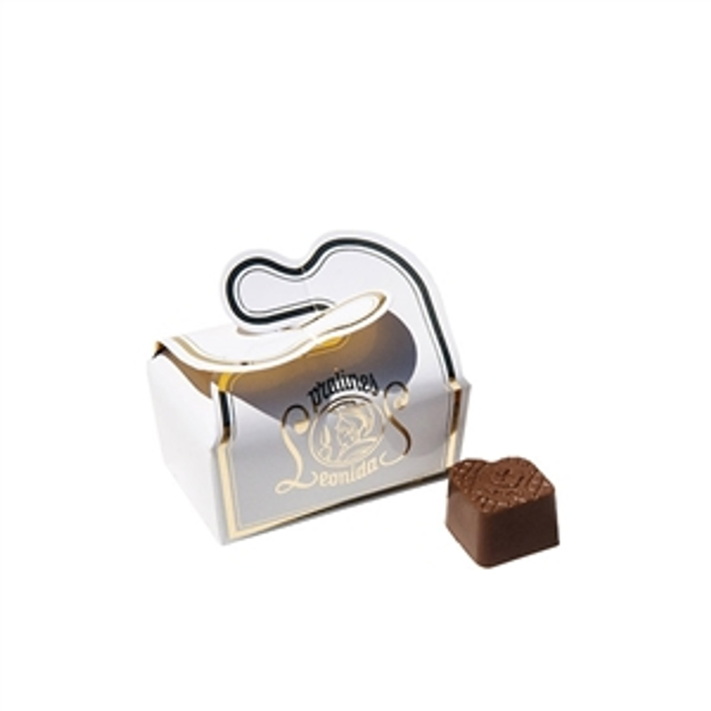 Ballotin 2 chocolate-piece