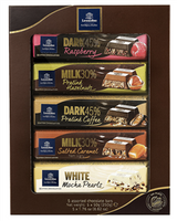 Collection of five 50g Chocolate Bars