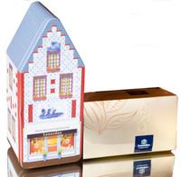 Belgian Tin House with 500g (1.1 lb) ballotin