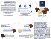 Victor Collection of light-in-sugar pralines
