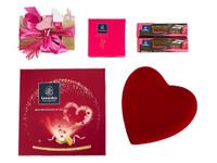 Valentine's Chocolate Gift Basket
