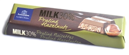 50g Milk Hazelnut Chocolate Bar
