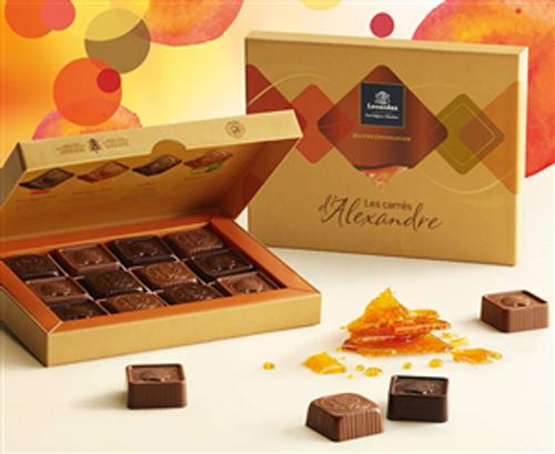 Leonidas caramel gift box