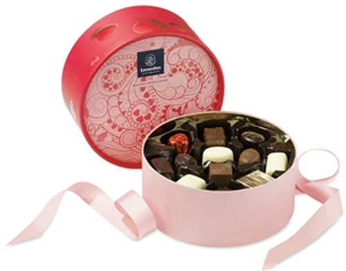 Valentine Boite Ronde