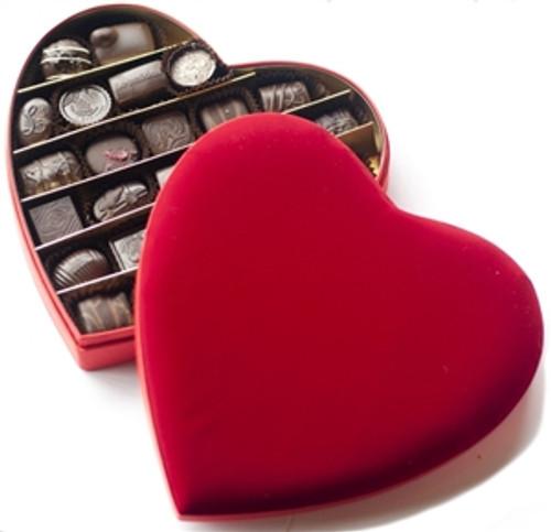 Velvet Heart - Large