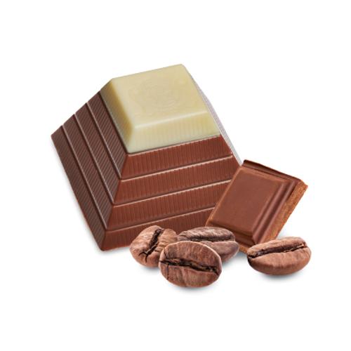 Pyramide Hot Chocolate Capuccino