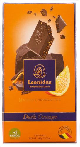 100 gram Dark Belgian Chocolate with Orange