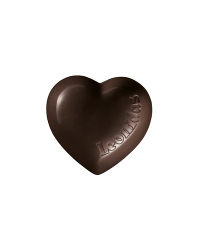 Noir de Noir Dark Chocolate Heart