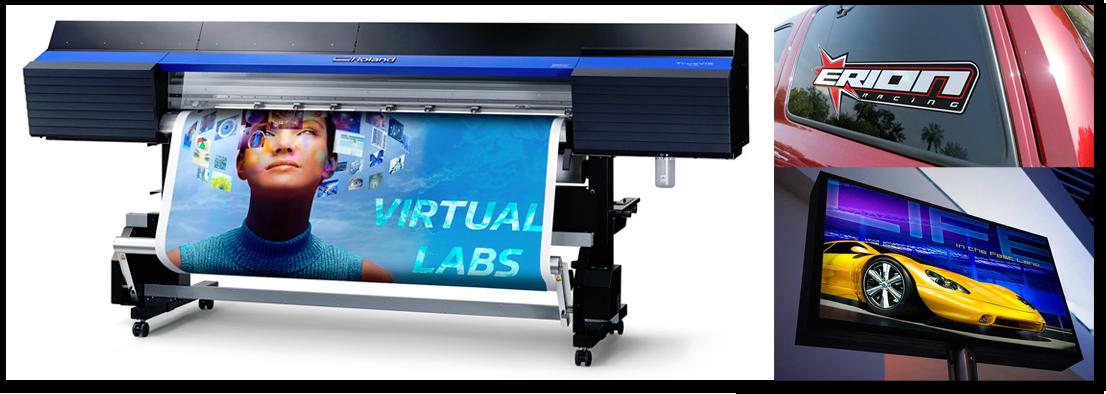 Custom Vinyl Printing