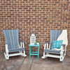 Lake Shore Collection Rockers on Patio