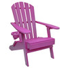 Outer Banks Value Line Adirondack Chair - Purple
