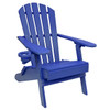 Outer Banks Value Line Adirondack Chair - Royal Blue