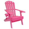 Outer Banks Value Line Adirondack Chair - Pink