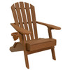 Outer Banks Value Line Adirondack Chair - Antique Mahogany