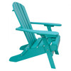 Outer Banks Value Line Adirondack Chair - Side View