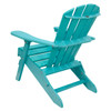 Outer Banks Value Line Adirondack Chair - Back View