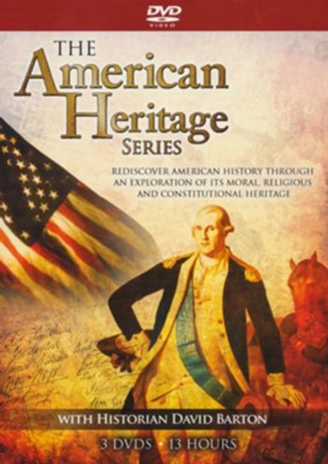 American Heritage Series 26 Episodes (3 Disc Set) Repackaged