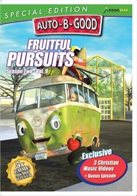 Auto B Good - Fruitful Pursuits DVD