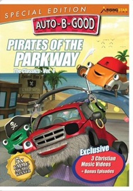 Auto B Good - Pirates of the Parkway DVD