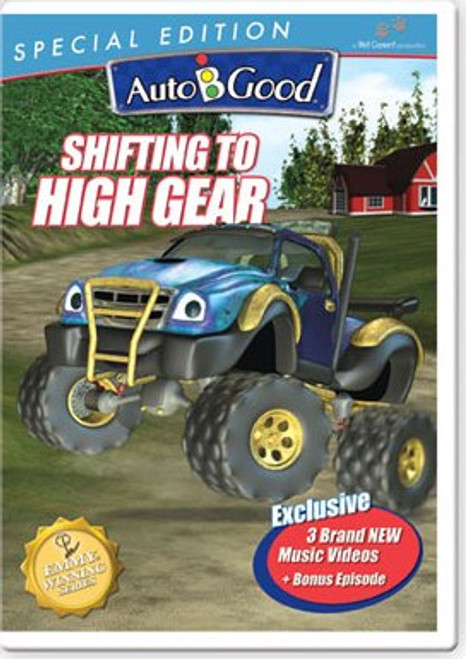 Auto B Good - Shifting To High Gear DVD