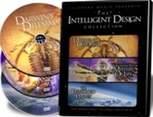 Intelligent Design Collection 3 DVD Set
