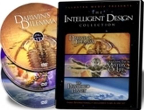 Intelligent Design Collection 3 DVD Set