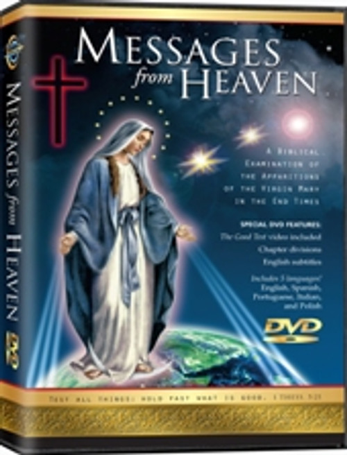Messages from Heaven Paperback