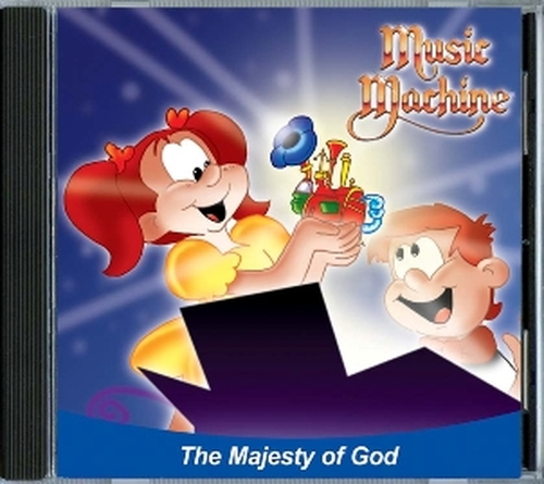 Music Machine: Majesty of God CD