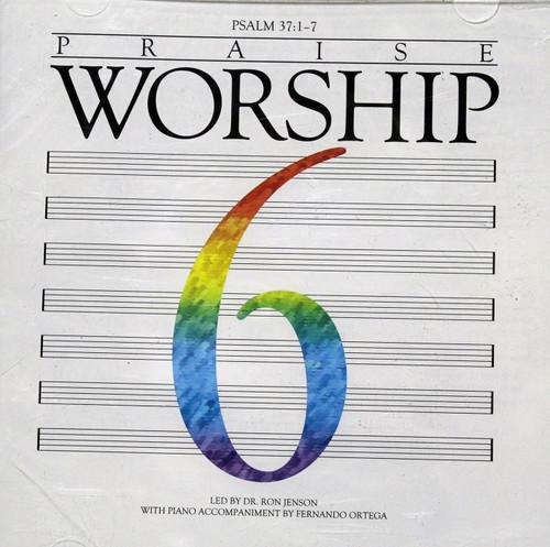 Praise & Worship 6 CD