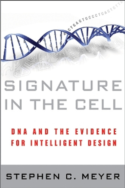 Signature in the Cell - Paperback Book