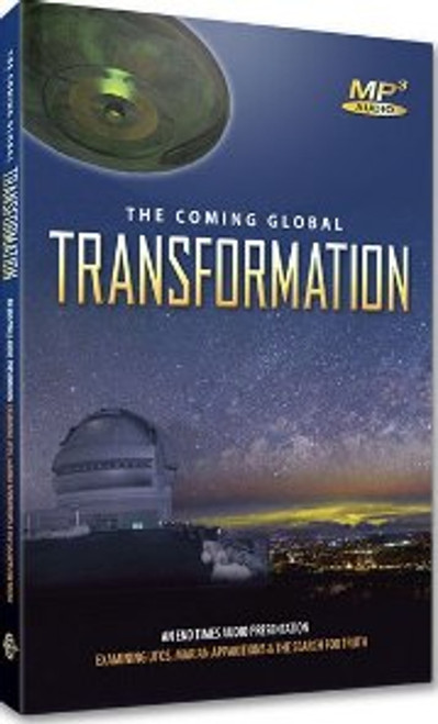 The Coming Global Transformation Audio CD (mp3)