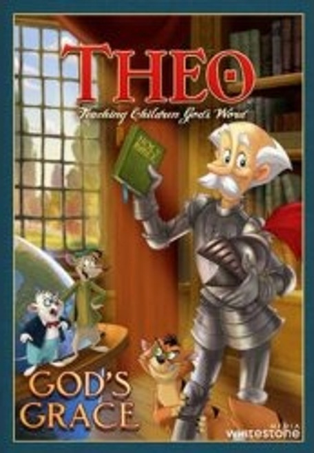 Theo: God's Grace DVD