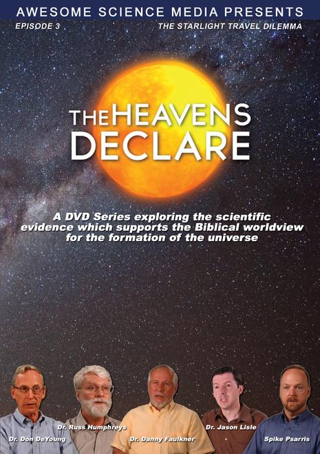 The Heavens Declare - Episode 3 DVD