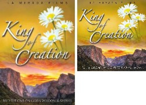 25 King of Creation Ministry Give-Away DVDs